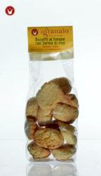 Biscotti al limone con farina di riso Il granaio di Gabriello